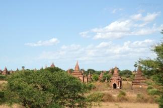 Birma (Mjanma), Bagan, świątynie