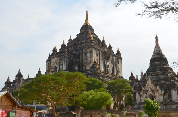 Birma (Mjanma), Bagan, Thatbyinnyu Phaya