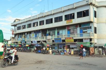 Birma (Mjanma), Mandalay, dworzec autobusowy
