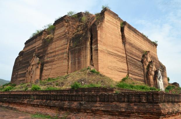 Birma (Mjanma), Mingun, Mingun Pahtodawgyi