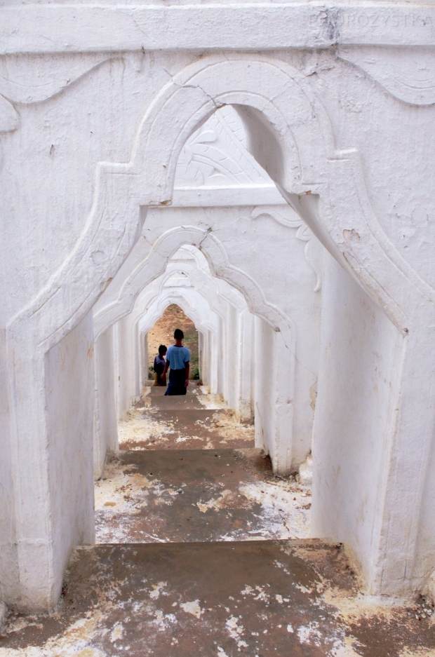 Birma (Mjanma), Mingun, Hsinbyume Pagoda