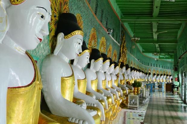 Birma (Mjanma), Sagaing, U Min Thonze