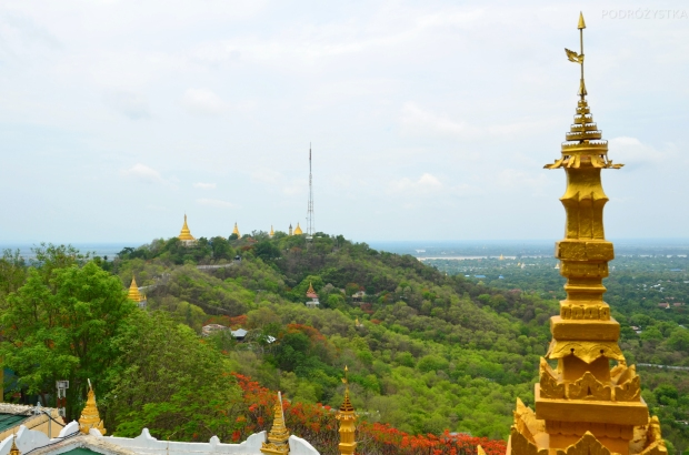 Birma (Mjanma), Sagaing Hill
