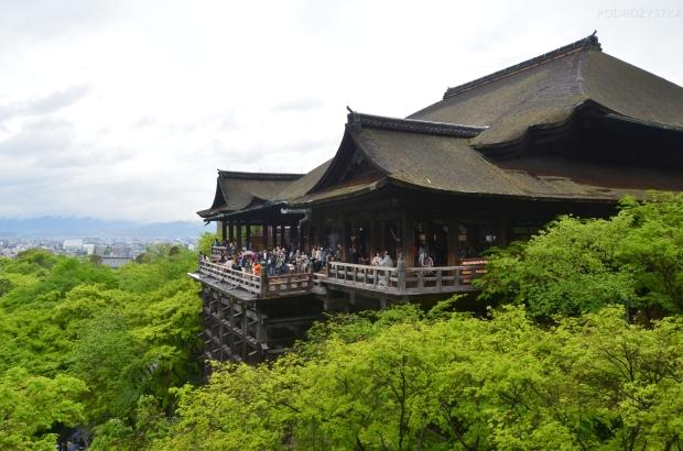Japonia, Kyoto, Kiyomizu-dera