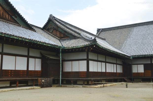 Japonia, Kyoto, kompleks zamkowy Ninjo-jo, Ninomaru Palace