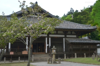 Japonia, Nara, Nigatsu-do Hall