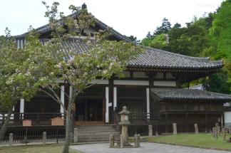 Japonia, Nara, Nigatsu-do Hall