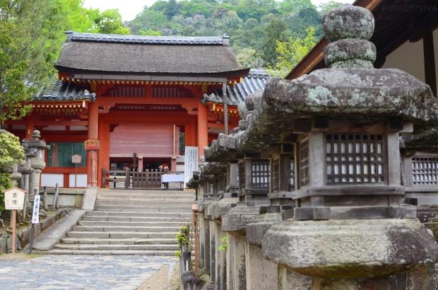 Japonia, Nara, Kasuga Taisha