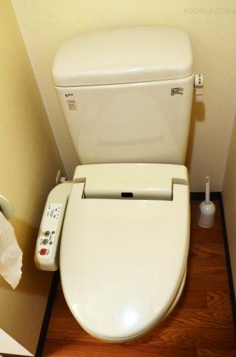 Japonia, magiczny tron z podgrzewaną deską