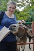 Malezja, Port Dickson, PD Ostrich Show Farm, siema