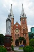 Wietnam, Ho Chi Minh City (Sajgon), katedra Notre Dame, wersja wietnamska