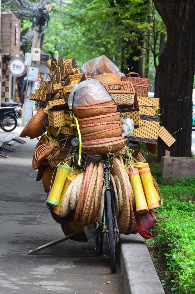 Wietnam, Ho Chi Minh City (Sajgon), ja nie zmieszczę?!