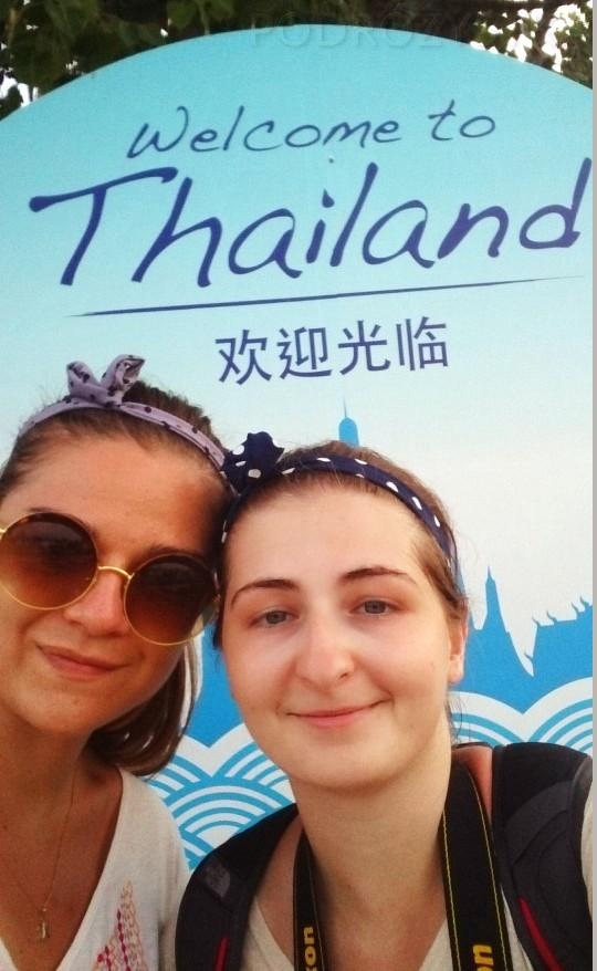 Tajlandia, Bangkok, witamy!
