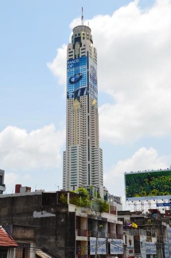 Tajlandia, Bangkok, Baiyoke Sky Hotel