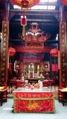 Malezja, Kuala Lumpur, taoistyczna świątynia Guan Di (Guan Di Temple)