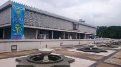 Malezja, Kuala Lumpur, Masjid Negara, Malezyjski Meczet Narodowy