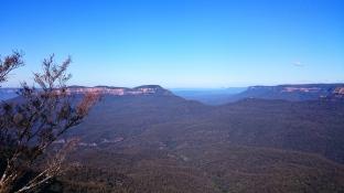 Australia, Blue Mountains, niesamowite widoki