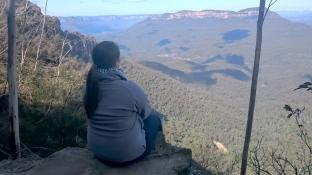 Australia, Blue Mountains, co ja patrzę!
