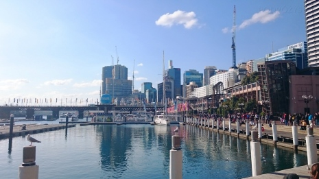 Australia, Sydney, Darling Harbour