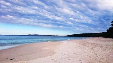 Australia, Jervis Bay (zatoka Jervis), plaża