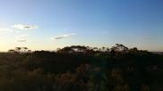 Australia, Vincentia, punkt widokowy na polu golfowym