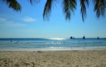 Filipiny, wyspa Boracay, White Beach (Biała Plaża)