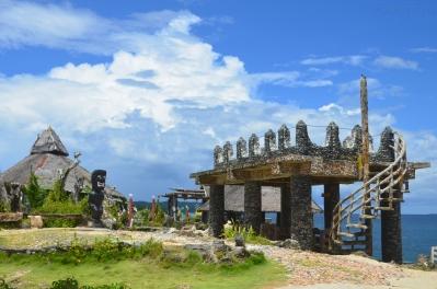 Filipiny, wyspa Magic (Magic Island) nieopodal wyspy Boracay