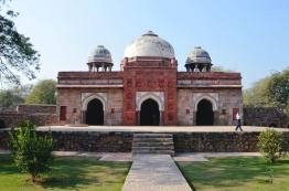 Indie, Delhi, Isa Khan's Mosque (Meczet Isa Khana)