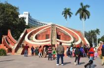 Indie, Delhi, Jantar Mantar - Misra Yantra