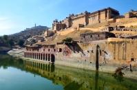 Indie, Jaipur, Amber Fort