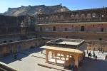 Indie, Jaipur, Amber Fort, Baradari