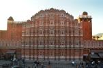 Indie, Jaipur, Pink City (Old Town), Hawa Mahal