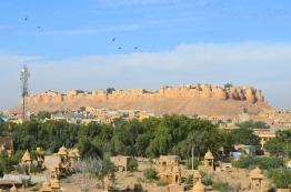 Indie, Jaisalmer, Fort Jaisalmer