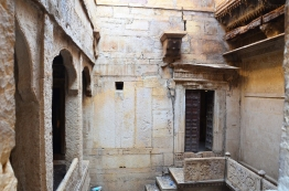 Indie, Jaisalmer, wewnątrz Fortu Jaisalmer
